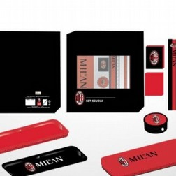 SET CANCELLERIA DEL MILAN