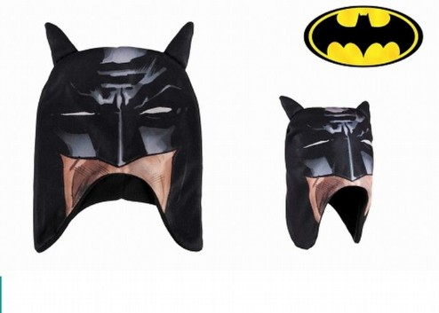 Cappello peruviano scaldatesta Batman