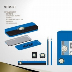 KIT CANCELLERIA DELL'INTER