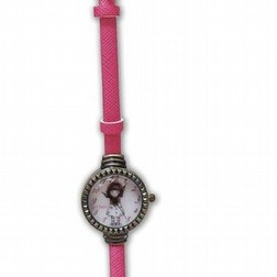 Orologio Gorjuss London Bambina Donna Vintage con charm LIttle heart orologio gorjuss