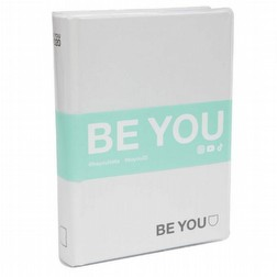 Diario agenda be you striscia verde