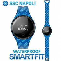 SmartWatch TechMade ssc Napoli Black FREETIMENAP-WRIT