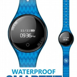 SmartWatch TechMade ssc Napoli Black FREETIMENAP-PBL