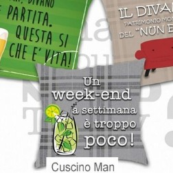 cuscino man