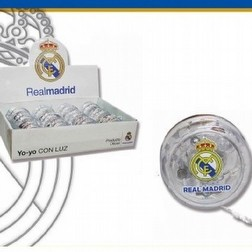 YOYO luminoso real madrid