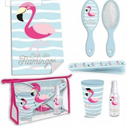 Set viaggio Flamingo