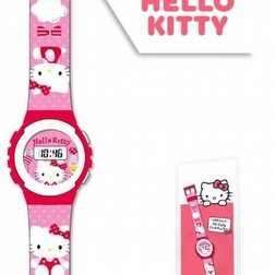 Orologio digitale Hello Kitty