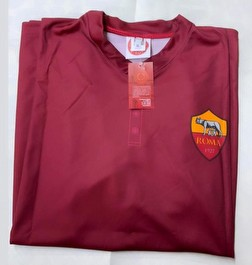 shirt as roma Foto2 Piccola