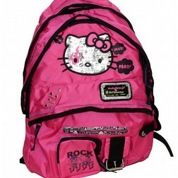 ZAINO hello kitty rock