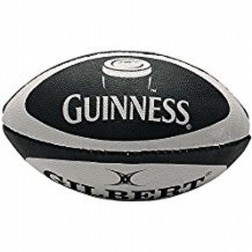 pallone rugby guinness
