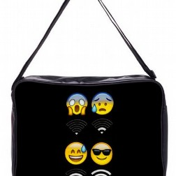 BORSA TRACOLLA EMOTION wifi