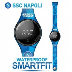 SmartWatch TechMade ssc Napoli Black FREETIMENAP-SQ