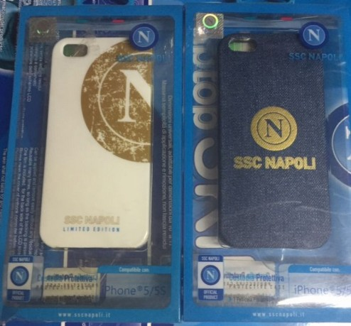 cover ip ssc napoli ip 5/5S