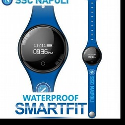 SmartWatch TechMade ssc Napoli Black FREETIMENAP-DBL
