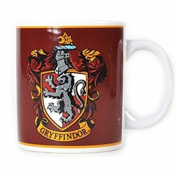 Harry Potter Half Moon Bay, Tazza con stampa Harry Potter - Grifondoro, 350 ml