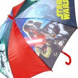 Ombrello Star Wars Bordeaux Rosso StarWars