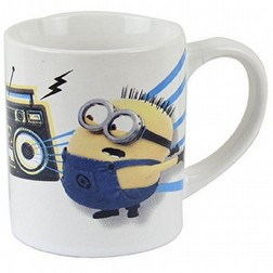 Tazza minion in porcellana