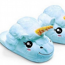 Pantofole Sleepers Plush Unicorno