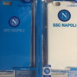 cover ssc napoli ip 6 bianco
